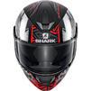 Shark Skwal 2.2 Noxxys Motorcycle Helmet & Visor Thumbnail 9