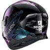 Shark Skwal 2.2 Venger Motorcycle Helmet & Visor Thumbnail 12