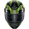 Shark Skwal 2.2 Venger Motorcycle Helmet & Visor Thumbnail 10