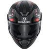 Shark Skwal 2.2 Venger Motorcycle Helmet & Visor Thumbnail 9