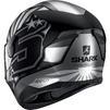 Shark D-Skwal 2 Zarco Replica Motorcycle Helmet Thumbnail 8
