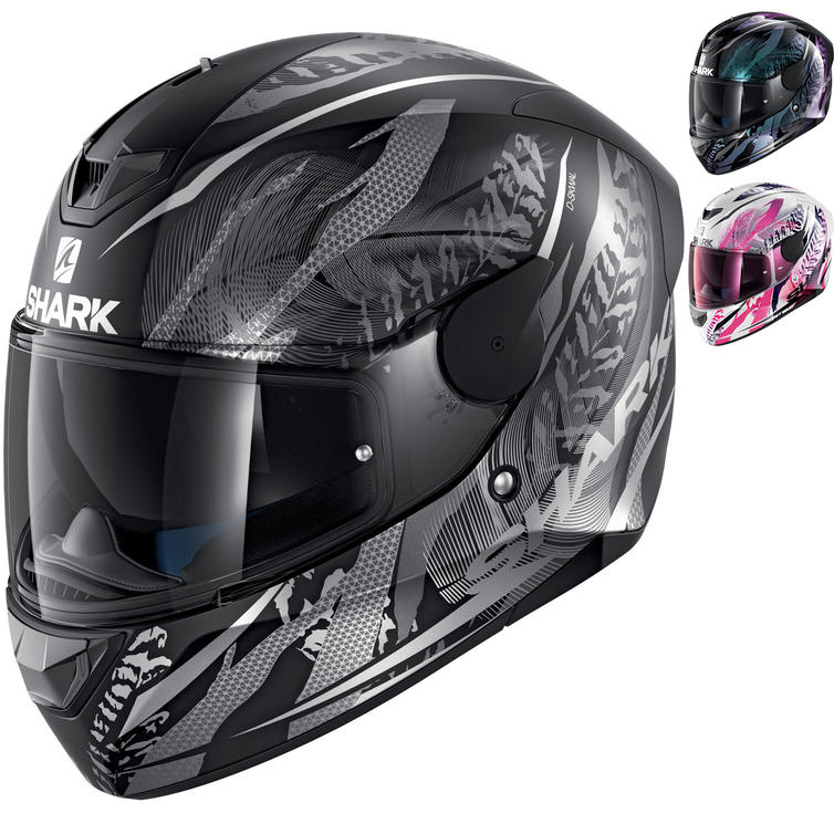 Shark D-Skwal 2 Shigan Motorcycle Helmet