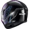 Shark D-Skwal 2 Shigan Motorcycle Helmet Thumbnail 10