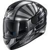 Shark D-Skwal 2 Zarco Replica Motorcycle Helmet & Visor Thumbnail 5