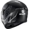 Shark D-Skwal 2 Shigan Motorcycle Helmet & Visor Thumbnail 12