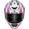 Shark D-Skwal 2 Shigan Motorcycle Helmet & Visor Thumbnail 7