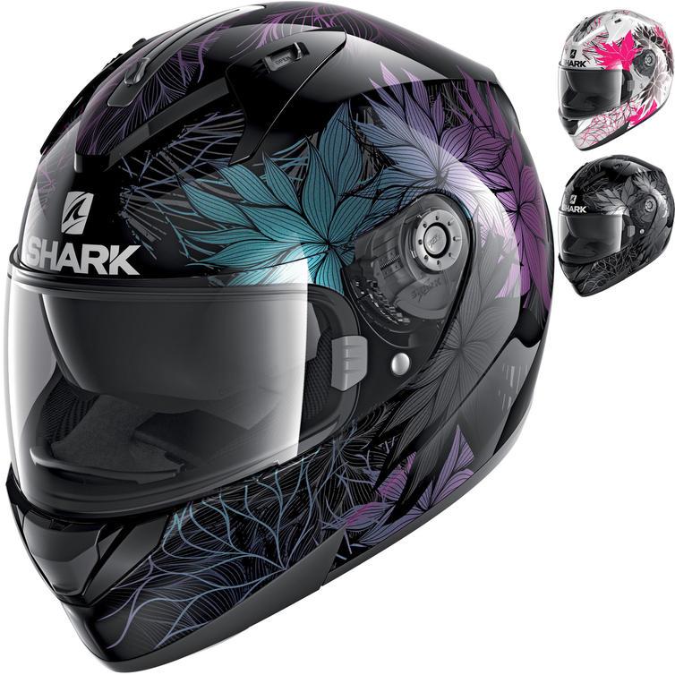 Shark Ridill Nelum Motorcycle Helmet