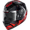 Shark Ridill Mecca Motorcycle Helmet & Visor Thumbnail 5