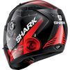 Shark Ridill Mecca Motorcycle Helmet & Visor Thumbnail 11