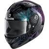 Shark Ridill Nelum Motorcycle Helmet & Visor Thumbnail 6