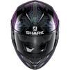Shark Ridill Nelum Motorcycle Helmet & Visor Thumbnail 9