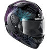 Shark Ridill Nelum Motorcycle Helmet & Visor Thumbnail 12