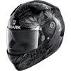Shark Ridill Nelum Motorcycle Helmet & Visor Thumbnail 5