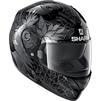 Shark Ridill Nelum Motorcycle Helmet & Visor Thumbnail 11