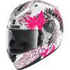 Shark Ridill Nelum Motorcycle Helmet & Visor Thumbnail 4