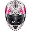 Shark Ridill Nelum Motorcycle Helmet & Visor Thumbnail 7