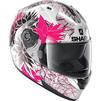Shark Ridill Nelum Motorcycle Helmet & Visor Thumbnail 10