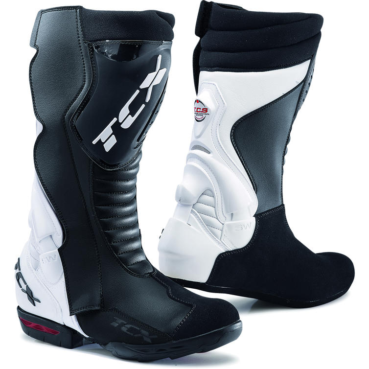 TCX Racing Speedway Motorcycle Boots