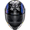 Shark Spartan Lorenzo Catalunya GP Replica Motorcycle Helmet Thumbnail 6