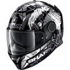 Shark Spartan Lorenzo Catalunya GP Replica Motorcycle Helmet Thumbnail 5