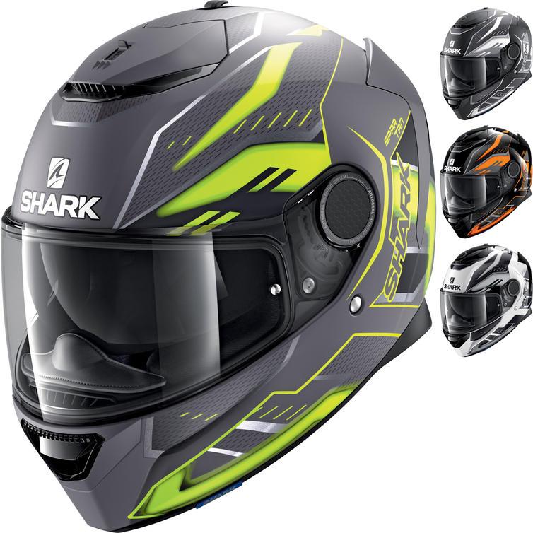 Shark Spartan Antheon Motorcycle Helmet