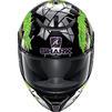 Shark Spartan Lorenzo Catalunya GP Replica Motorcycle Helmet & Visor Thumbnail 7