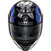 Shark Spartan Lorenzo Catalunya GP Replica Motorcycle Helmet & Visor Thumbnail 9