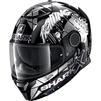 Shark Spartan Lorenzo Catalunya GP Replica Motorcycle Helmet & Visor Thumbnail 5