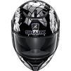 Shark Spartan Lorenzo Catalunya GP Replica Motorcycle Helmet & Visor Thumbnail 8