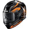 Shark Spartan Antheon Motorcycle Helmet & Visor Thumbnail 4