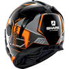 Shark Spartan Antheon Motorcycle Helmet & Visor Thumbnail 12