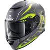 Shark Spartan Antheon Motorcycle Helmet & Visor Thumbnail 5