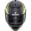 Shark Spartan Antheon Motorcycle Helmet & Visor Thumbnail 9