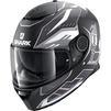 Shark Spartan Antheon Motorcycle Helmet & Visor Thumbnail 7