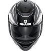 Shark Spartan Antheon Motorcycle Helmet & Visor Thumbnail 11
