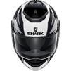 Shark Spartan Antheon Motorcycle Helmet & Visor Thumbnail 10