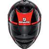 Shark Spartan Kobrak Motorcycle Helmet & Visor Thumbnail 9