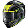 Shark Spartan Kobrak Motorcycle Helmet & Visor Thumbnail 8