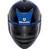 Shark Spartan Kobrak Motorcycle Helmet & Visor Thumbnail 12