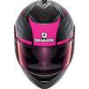 Shark Spartan Kobrak Motorcycle Helmet & Visor Thumbnail 10