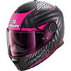 Shark Spartan Kobrak Motorcycle Helmet & Visor