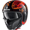 Shark S-Drak 2 Tripp In Open Face Motorcycle Helmet Thumbnail 3