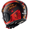 Shark S-Drak 2 Tripp In Open Face Motorcycle Helmet Thumbnail 11