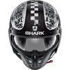 Shark S-Drak 2 Tripp In Open Face Motorcycle Helmet & Visor Thumbnail 11