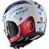 Shark S-Drak 2 Tripp In Open Face Motorcycle Helmet & Visor Thumbnail 12