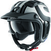 Shark X-Drak 2 Thrust R Open Face Motorcycle Helmet Thumbnail 4