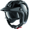Shark X-Drak 2 Thrust R Open Face Motorcycle Helmet & Visor Thumbnail 6