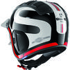 Shark X-Drak 2 Thrust R Open Face Motorcycle Helmet & Visor Thumbnail 12