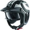 Shark X-Drak 2 Thrust R Open Face Motorcycle Helmet & Visor Thumbnail 5