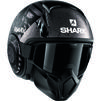 Shark Street-Drak Crower Open Face Motorcycle Helmet Thumbnail 11